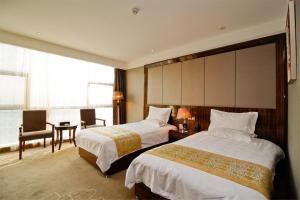 GreenTree Eastern GuangDong Guangzhou North Station Binhu Road Jindu Hotel