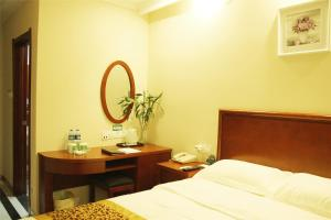 GreenTree Inn Shanghai Gongfu New Village Subway Station Express Hotel
