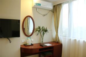 GreenTree Inn Jiangsu Changzhou Times Plaza Business Hotel