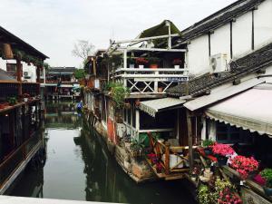 Zhujiajiao Man Residence Boutique Inn