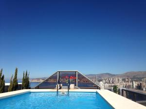 Benidorm Gemelos penthouse with private pool