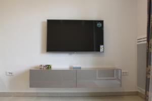 Un televizor și/sau centru de divertisment la Apartment Patricia
