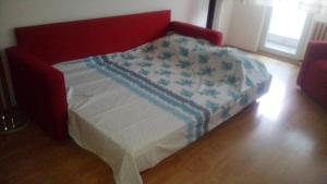 A bed or beds in a room at Marko's Apartment