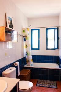 Bathroom sa Apartamento Del Mar Las Negras