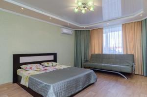 Apartments on ul. Borodina 4