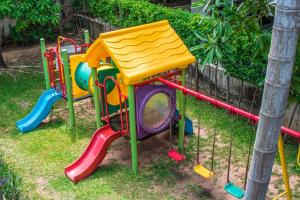 Children's play area at The Sanctuary Wong Amat Condominium by Mr.Butler