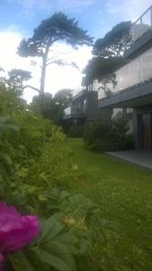 Сад в Jurata Apartment