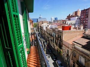 Sants-Montjuïc: Plaça Espanya