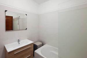 A bathroom at Casa Andelyn