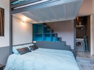 Ein Zimmer in der Unterkunft Appartement Ledin - Saint Etienne City Room