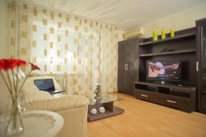 Apartments on Suvorova street