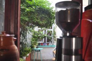 Amatle Cafe Organico & Hostel