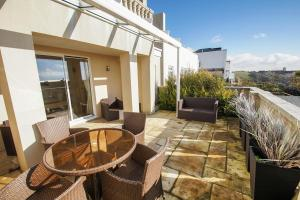 A porch or other outdoor area at Roedean Crescent