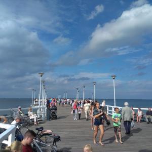 Clientes alojados en Summertime Gdańsk Jelitkowski Dwór