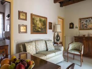 A seating area at San Giacomo