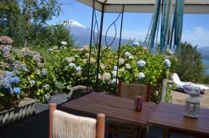 Casa Pucón Vista Lago y Volcan