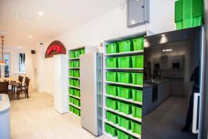 (Baggies Backpackers Bournemouth)