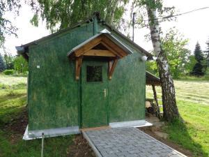 Holzferienhaus Lisa