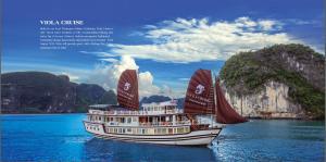 ★★★★ Viola Cruise Halong Bay, Ha Long, Vietnam