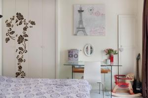 Lovely 1BR - Tour Eiffel - Champs de Mars