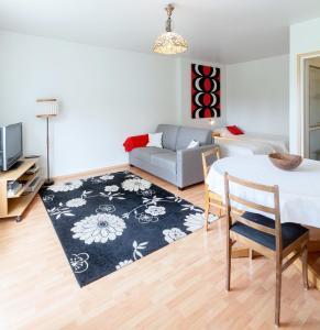 A room at Nice Studio in Tapiola