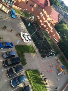 Apartments near Korolevskie vorota