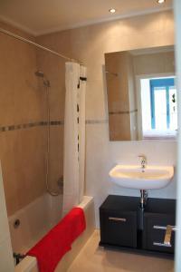 A bathroom at Las Olas Denia