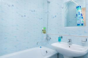 Ванная комната в Apartaments ALEXANDRIA on Tokarey 26