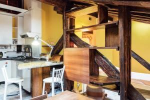 Cucina o angolo cottura di Gombruti Suite Home 1