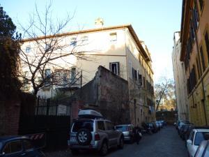 Finestra sul Gianicolo