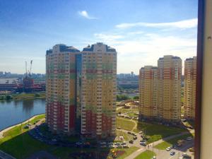 Апартаменты на Подмосковном бульваре