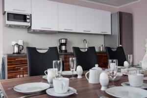 Komfortable Apartment-Wohnung