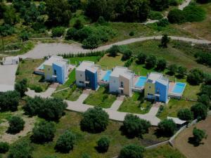A bird's-eye view of Afandou Villas Sea And Golf