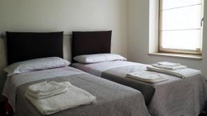 Il Riposo del Gladiatoreにあるベッド