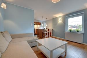 Błękitny Marina Apartments