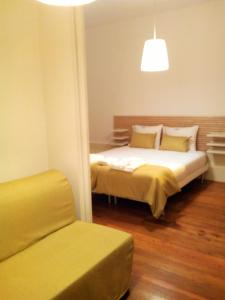 A room at Cool in Porto Downtown