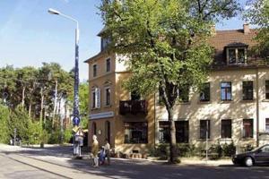Pension an der Pillnitzer Schlossfähre