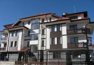 (Sveti Stefan Apartment House)