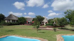 Amanzingwe Lodge, Conference Centre & Spa