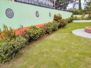 Green Wall House