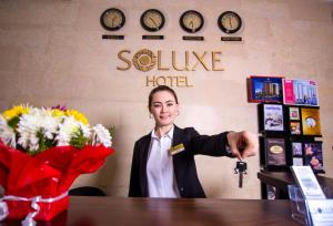 Soluxe Hotel