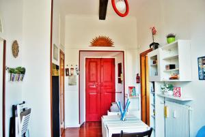 A cozinha ou kitchenette de Amphora House