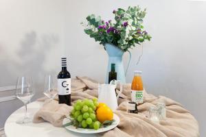 Bebidas en Chardonnay Apartment