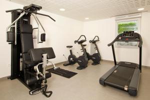 Salle ou équipements de sports de l'établissement Séjours & Affaires Paris Bagneux
