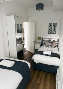 Ein Zimmer in der Unterkunft Hove Lodge