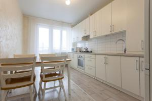 Apartments on Kalyazinskaya 6