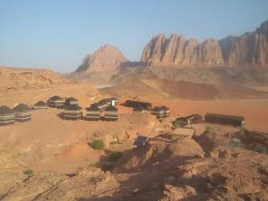 Wadi Rum Quiet Village