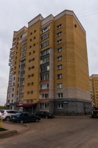 Apartments in Kirov at Yurovskaya 2