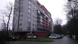 Apartment on Dmitriya Donskogo 20