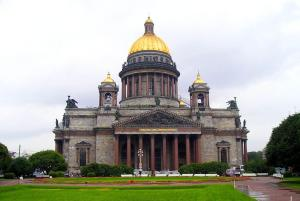 Heart of Saint-Petersburg